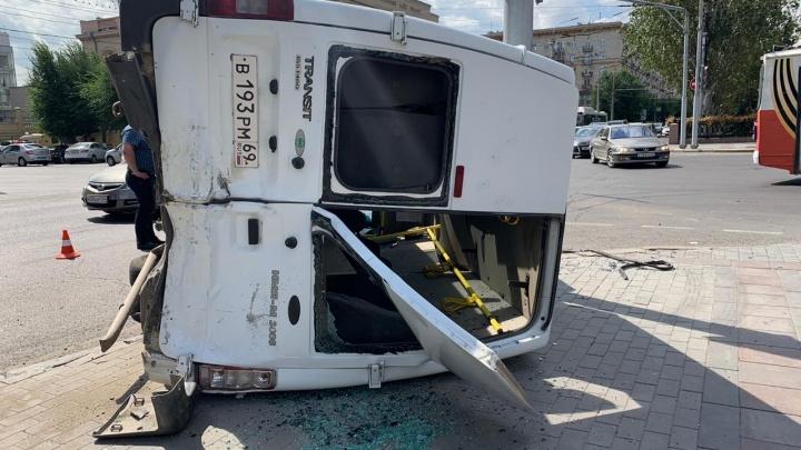 Прокуратура проверит все маршрутки после ДТП в центре Волгограда