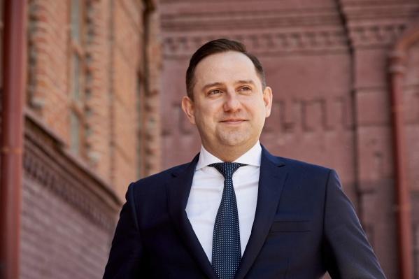Иван Романчук стал руководителем крупнейшего тюменского вуза