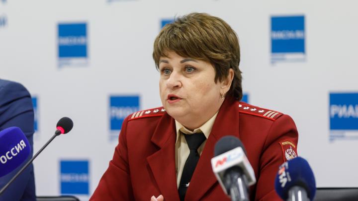 «Больной, как бы, нет уже»: в Волгограде главный санитарный врач региона рассказала о коронавирусе