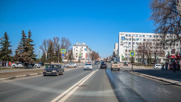 В Самаре перекроют автомобильное движение на улице Молодогвардейской