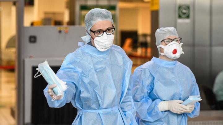 Федеральный оперштаб подтвердил 113 заразившихся COVID-19 за сутки в Архангельской области