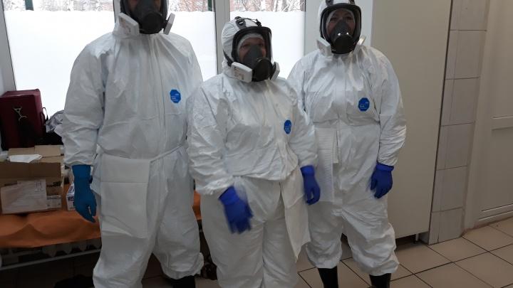 Первый случай коронавируса в Красноярске официально подтвержден