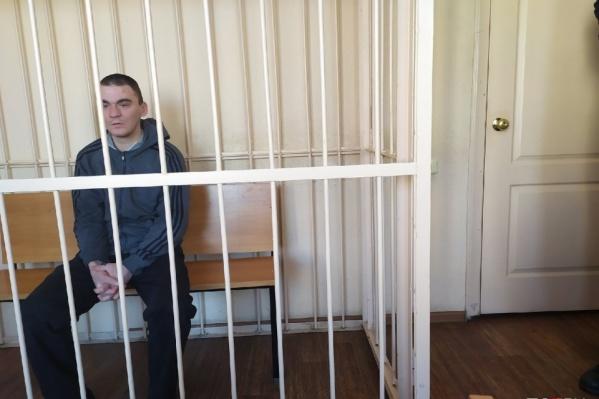 У Романа Бакланова богатый криминальный опыт
