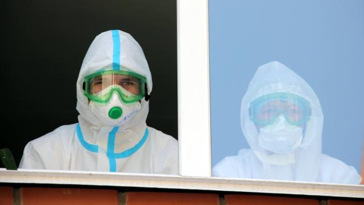В Омской области коронавирусом заразились 45 человек за сутки