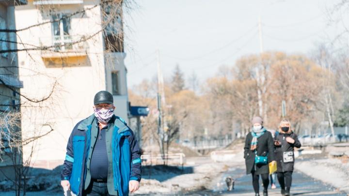 Коронавирус вышел за пределы Омска — есть первый заболевший в районе