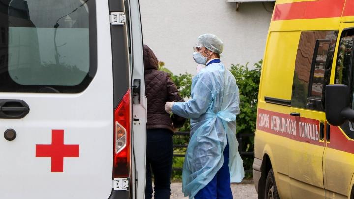 Болеют больше 2000 человек: данные по новым случаям коронавируса в Ярославской области 28 мая