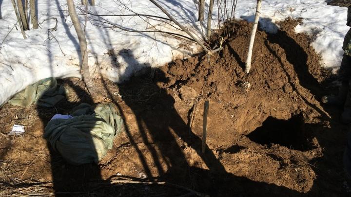 Закопал на кладбище домашних животных. Следователи рассказали подробности убийства женщины в Березниках