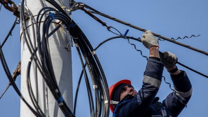 Жители городов на западе Челябинской области остались без телефонов экстренных служб
