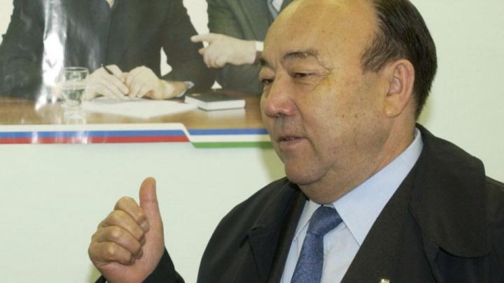 Первый президент Башкирии Муртаза Рахимов заразился коронавирусом