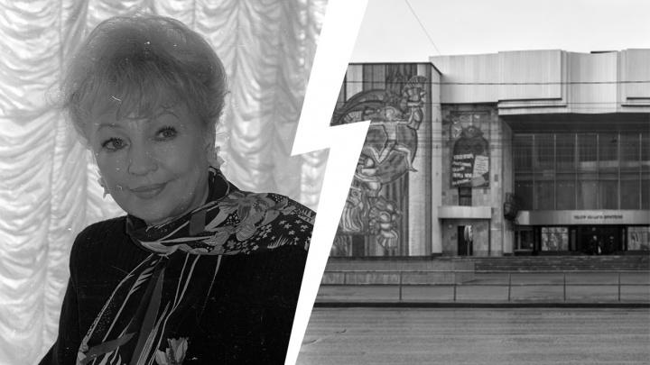 В Волгограде умерла заслуженная артистка РСФСР Валентина Кашаева