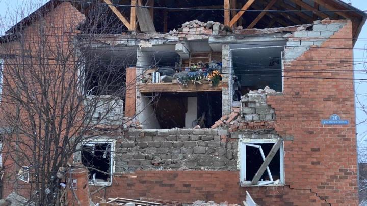 Разрушилась стена и выбило окна: в Метелёва взорвался газ