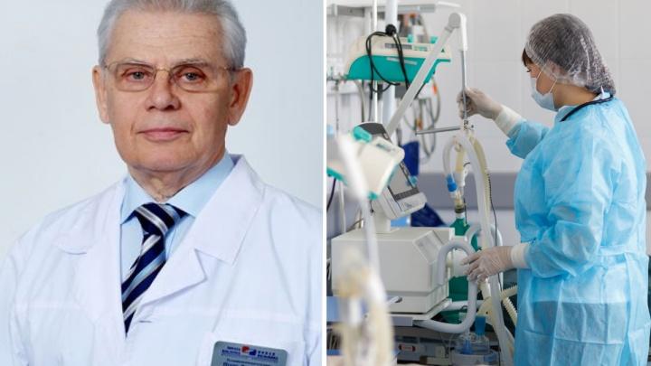 Главный пульмонолог области рассказал, чем отличается COVID-19 от гриппа и зачем бросать курить