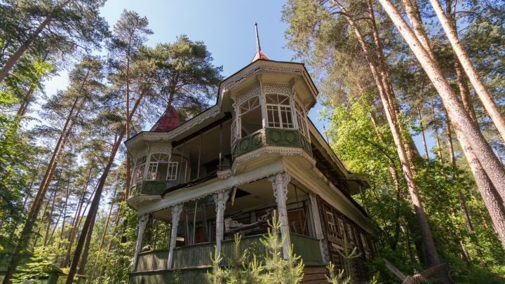 Старинные деревянные дачи Мешкова и Синакевича законсервируют: их планируют отреставрировать к 300-летию Перми