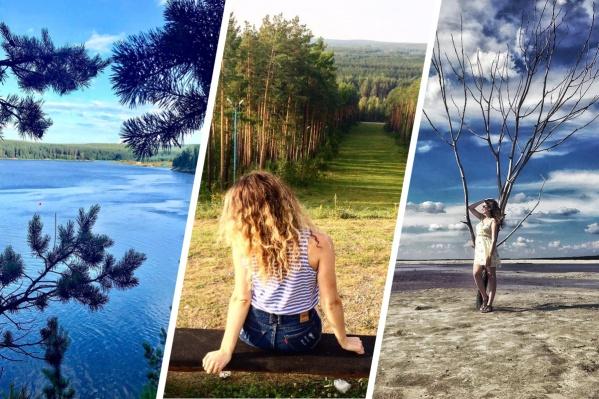 Вода, лес и даже пустыня— недалеко от Екатеринбурга есть все