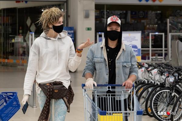 Тканевые маски в Ростове можно найти в сетевых супермаркетах