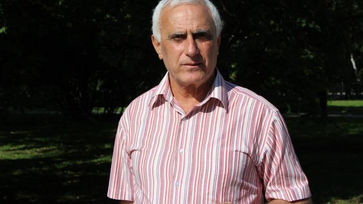 «Это был великий человек»: умер почетный президент Ярославского теннисного клуба Карен Кюрегян