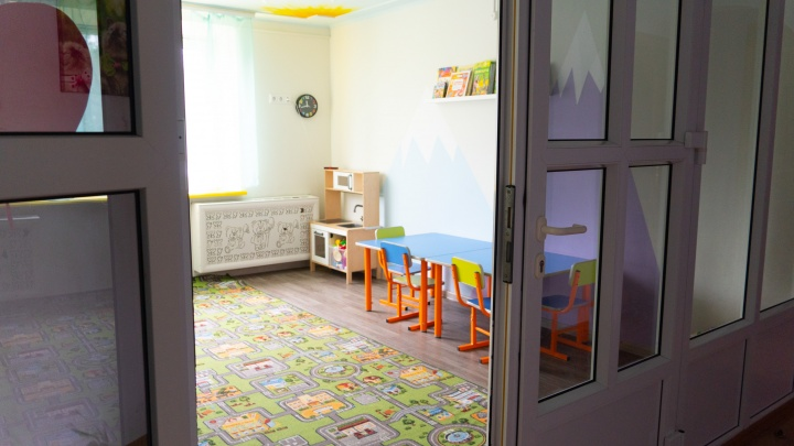Пять детских садов в Омске закрывались на карантин из-за коронавируса
