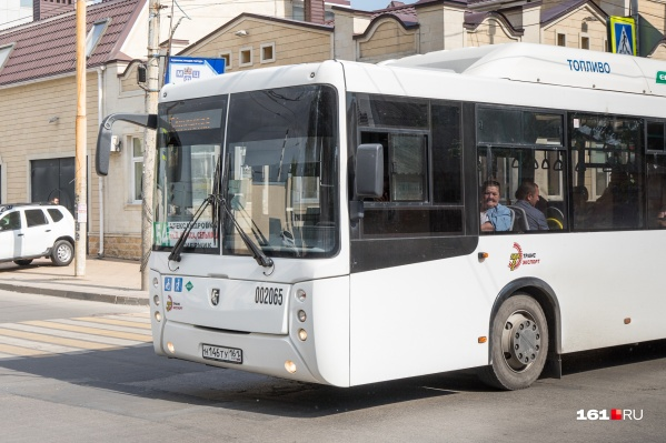 Автобусам и троллейбусам придется объезжать участки
