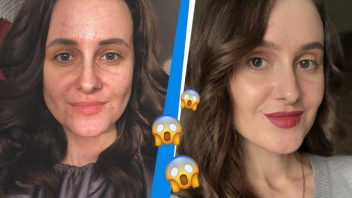 Утром не узнаешь: эти девушки показали свои фото без макияжа и при полном параде — оцените разницу