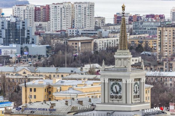 Уже 28 декабря Волгоград будет жить по Москве