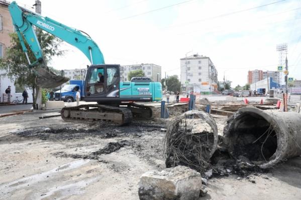 Одним из самых масштабных проектов 2020–2021 годов станет ремонт коллектора на улице Куйбышева