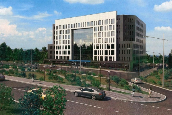 Планируется, что здание расположится на площади в 14 000 кв. м