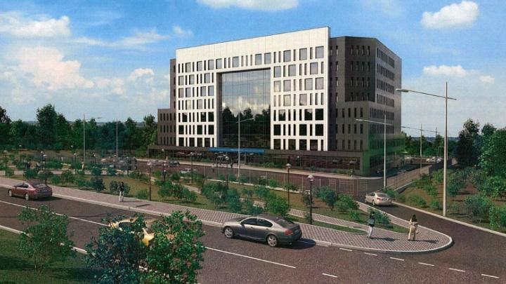 «Площади увеличены в четыре раза»: в Ярославле построят 8-этажное административное здание