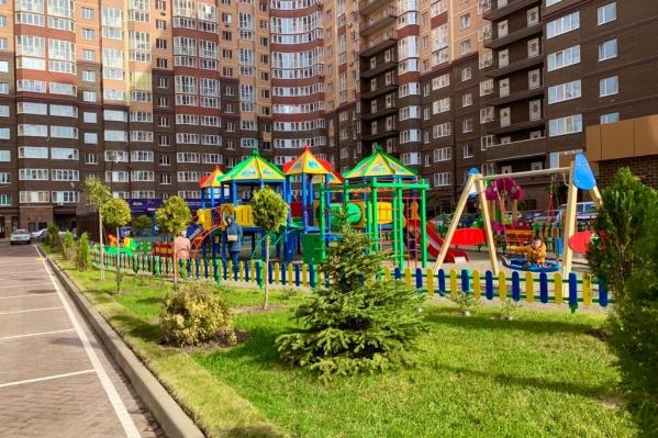 Благоустроенный и развитый микрорайон «Вересаево» уже очень полюбили ростовские семьи