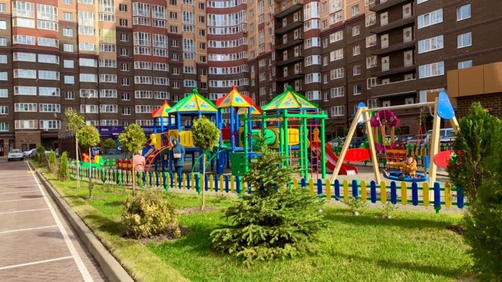 Комфорт, уют и фруктовый сад: в эти выходные 357 семей заехали в новый дом «Вересаево»