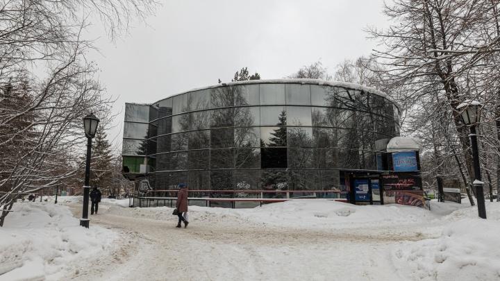 В Первомайском сквере решили снести 2-этажное кафе с летней террасой
