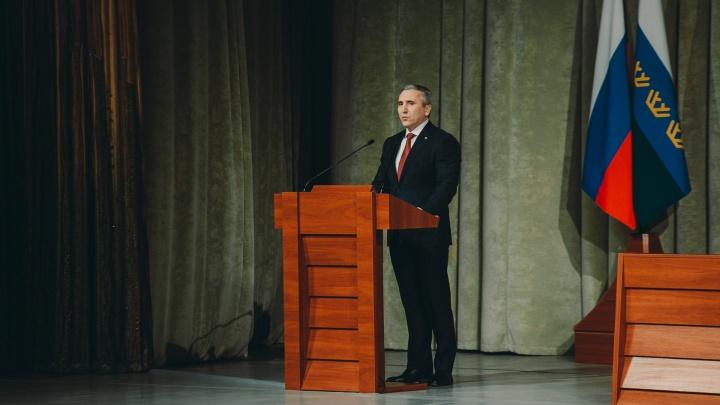 Губернатор: в Тюменской области готовят 750 коек на случай роста заболеваемости коронавирусом