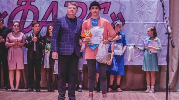 Молодые актеры собрались на IV районном фестивале «ФАРС», чтобы побороться за звание лидера