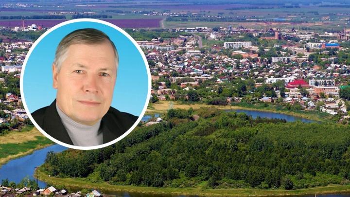 В Омской области умер глава Калачинска