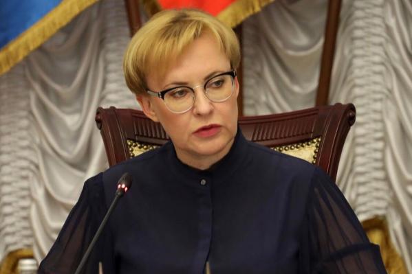 Елена Лапушкина занимает пост мэра с 2017 года