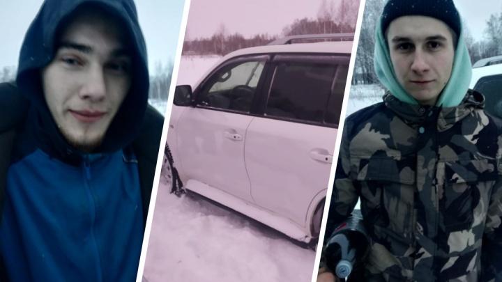 Появилось видео погони за угонщиками Toyota Land Cruiser— они везли девушку из Омска в новосибирский зоопарк