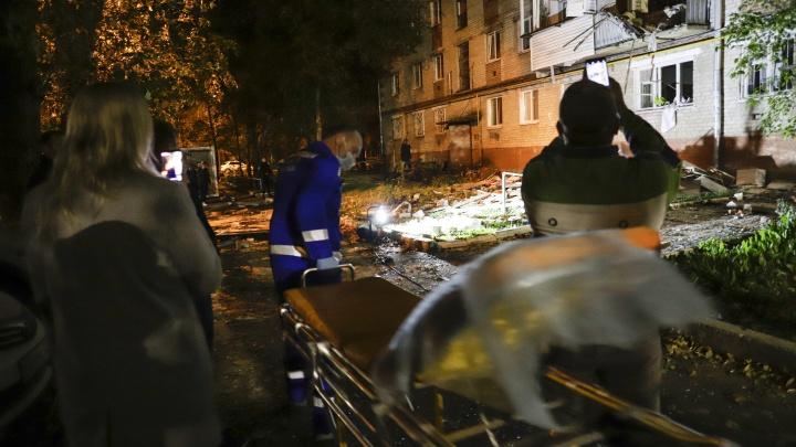 Разворотило квартиры: что происходило у дома на 50 лет ВЛКСМ в первые часы после взрыва