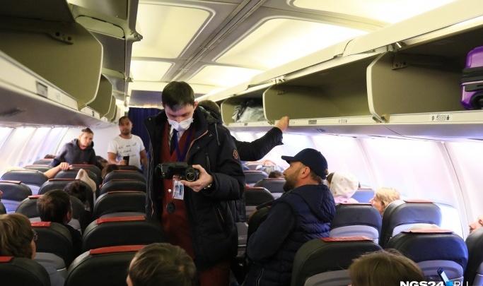 Пассажиров, прилетевших в Екатеринбург с больной коронавирусом, госпитализируют в больницу