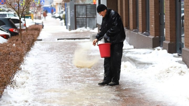 Мокрый снег и гололед: в праздники в Ростовской области резко ухудшится погода