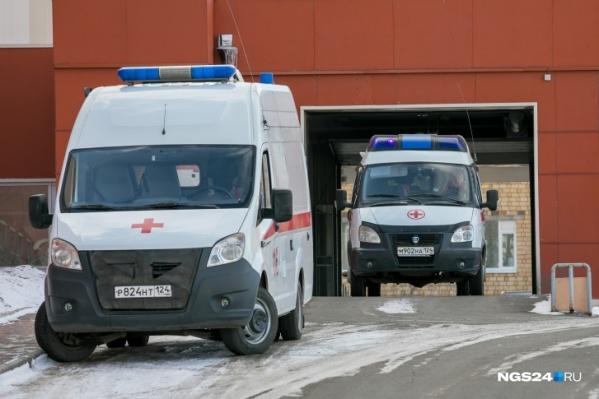 В БСМП был развернут первый ковидный госпиталь в крае