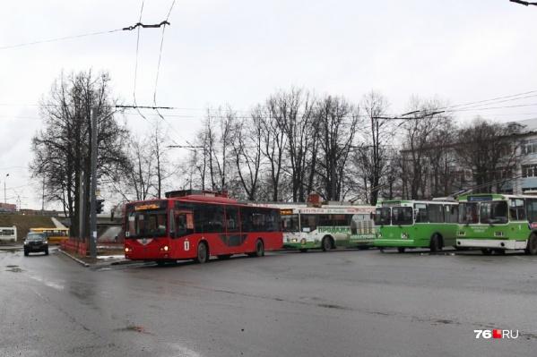 Денис Харитонов считает, что экономика троллейбуса в Ярославле искажена