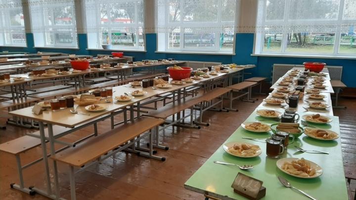 «Сосиску исследовать не удалось»: комментарий властей о ситуации со школьным обедом в Кетово