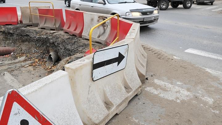 Центральную улицу Тюмени частично закроют на месяц. Показываем схему