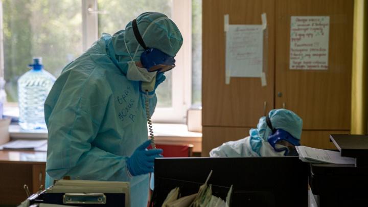 Новая сотня: свежая статистика по числу больных коронавирусом в Новосибирске