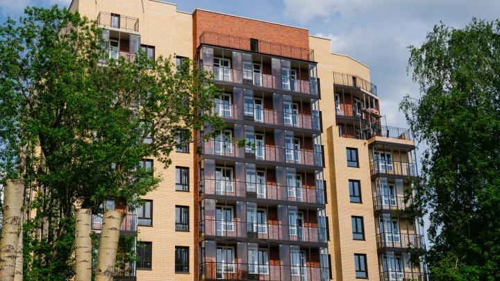 Клубный дом на Макаренко достраивается: готовность 95% и ипотека от 13289 рублей в месяц