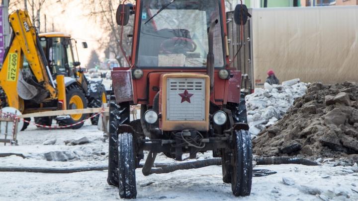 Из-за ремонтов десятки домов в центре Архангельска отключат от тепла, электричества или воды