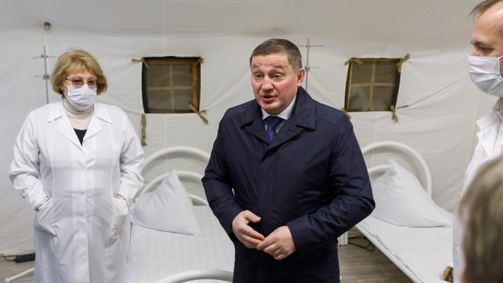 «Мы ждали этого еще с лета»: в Волгограде и Михайловке разворачивают новые койки для больных коронавирусом