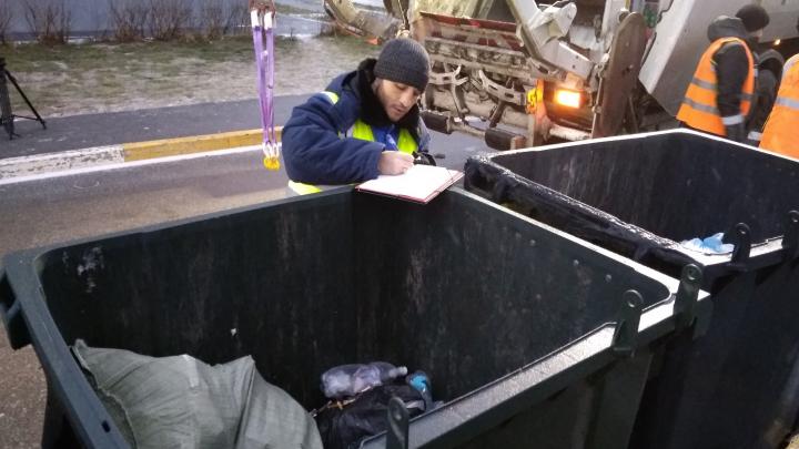 В Омске нашли нового подрядчика для замеров мусорного норматива