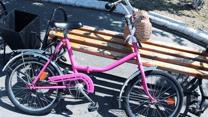 Курганцы просят мэрию установить во дворах гаражи для велосипедов