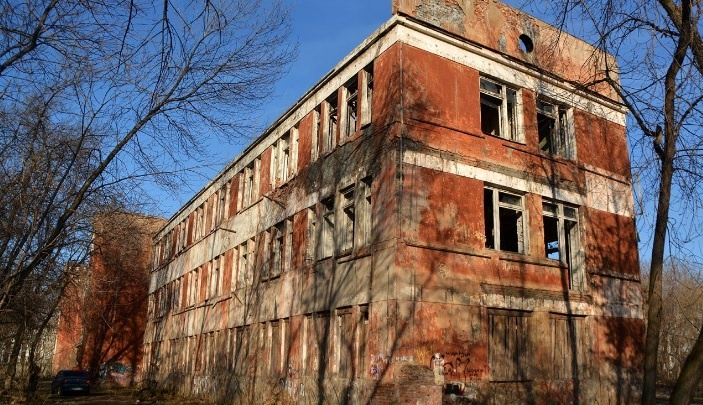 Музею PERMM планируют передать здание бывшей поликлиники в Перми