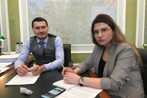 На вопросы редакции ответит зампред правительства области Артём Вахрушев